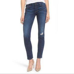 DL1961 Davis Skinny Boyfriend Jeans Venus 26